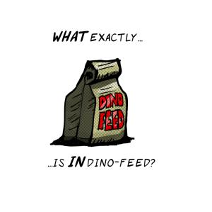 dino-feed