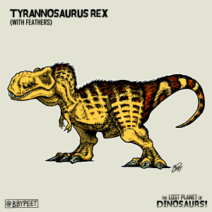 TREX-FEATHERS
